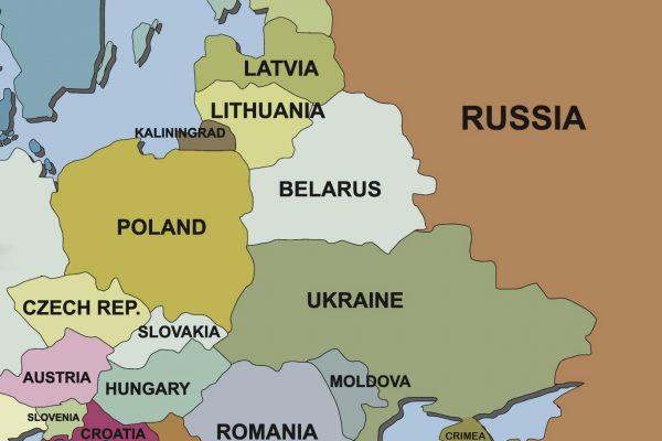 poland belarus ukraine